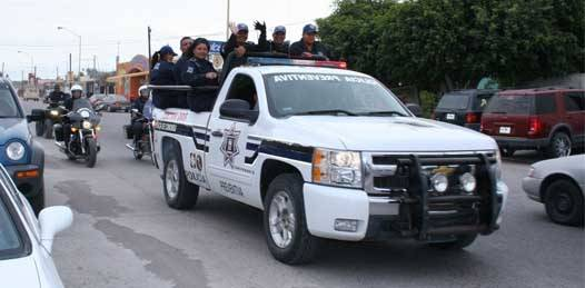 5 policías protegen a cada mil sudcalifornianos: SNSP
