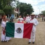 Michelle Flores Cota y el profesor Rogelio Linas Rivera, fueron la pareja representativa de México la cual tuvo una excelente participación que los hizo merecedores del reconocimiento de las otras parejas participantes y del público en general.