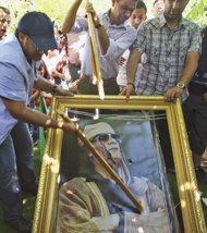 «Por un pelito» se salvó Gadafi de ser capturado