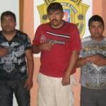 José Ramón Montes Hernández, Julio César Chávez García y Martín Martínez Sandoval.