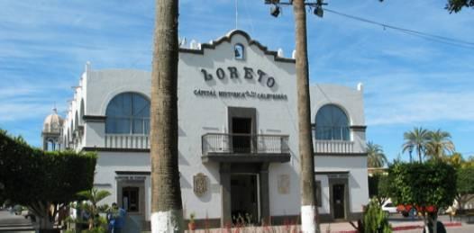 En busca de apoyo federal, plantea el alcalde de Loreto la problemática municipal al senador Luis Coppola