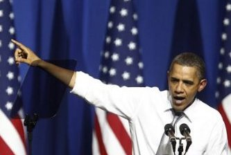 Trata Obama de calmar el temor económico