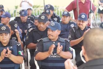 """Necesita el ayuntamiento de 300 a 350 policías más. """"Pero no hay dinero"""""""