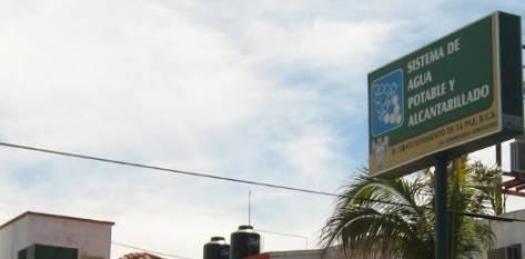 """Recordó Germán Ignacio Ruiz Padilla, director del Organismo Operador que los recursos etiquetados para CONAGUA """"fueron destinados para otros asuntos"""", durante la administración municipal de Víctor Castro Cosío."""