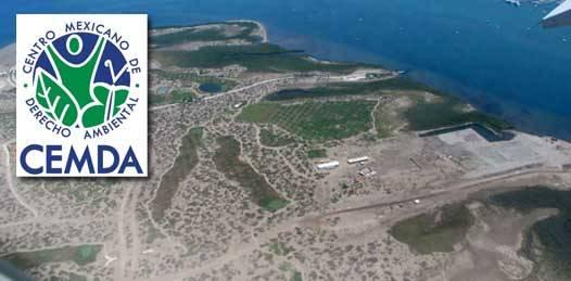 """No son ya viables los desarrollos turísticos en el Mogote, """"ni ambiental ni económicamente"""": CEMDA"""