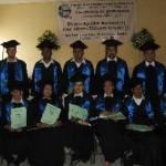 La UABCS celebró la ceremonia de egreso de 48 nuevos profesionistas de sus extensiones académicas de Loreto, Ciudad Insurgentes y Los Cabos.