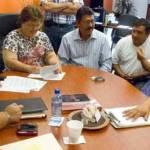 Lino Saiza Castillo, director de la asociación, expuso que se encuentran en total disposición de llegar a un convenio con el Ayuntamiento, mas buscó aclarar sus dudas respecto a dos asuntos pertinentes al convenio.