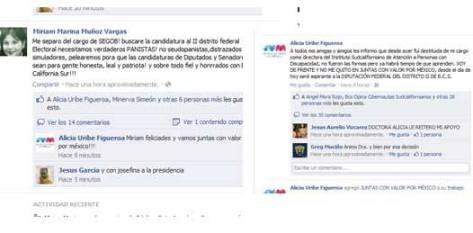Miriam Muñoz Vargas buscará una candidatura panista para diputada federal.