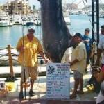 """Los Cabos tiene fuerte presencia a nivel mundial, expresó el alcalde; """"somos calificados como unos de los mejores destinos turísticos a nivel internacional y ratifica que su pesca deportiva es una de los mayores atractivos, prueba de ello fue la captura de un Marlin Blue de 1,213 libras, siendo unos de las especies más grandes en la historia""""."""