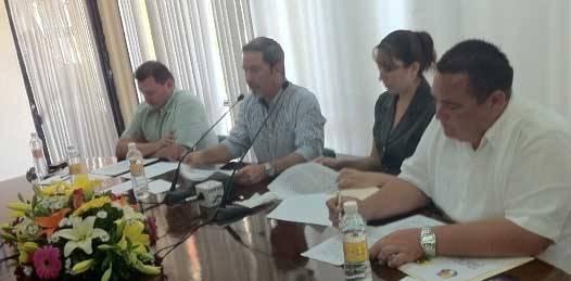 Presenta PRD su agenda legislativa: tenencia, UABCS, seguridad pública, los temas