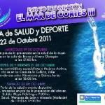 """Del 19 al 22 de octubre se llevará a cabo la 5ta Feria de Salud y Deporte """"El mar de Cortés III"""", realizado por el Instituto Municipal de la Mujer (IMM)."""