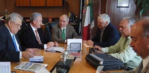 Visita SAGARPA el gobernador Covarrubias