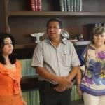 En Pleno Extraordinario ayer entró en funciones la Magistrada Martha Magdalena Ramírez Ramírez en la Segunda Sala Unitaria en Materia Civil.