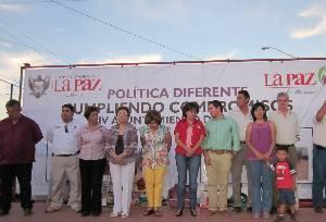 """Inicia en La Guerrero el programa """"Municipio en tu colonia"""""""