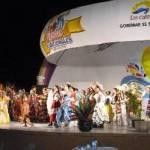 El alcalde José Antonio Agúndez Montaño, expresó que el XI Ayuntamiento de Los Cabos, hace el esfuerzo de ofrecer a los sanluqueños la alegría de estas fiestas, aún con las dificultades económicas que se han presentado, además felicitó a los Sanluqueños, por asistir y contar con la tradición en la que se disfruta con la familia y los amigos.