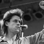 Fotografía de Bob Geldof