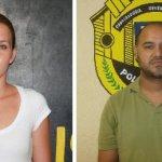 Zoe Noel Stewart y Jaime Daniel Delgado Salgado.