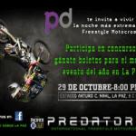 Banner Predators