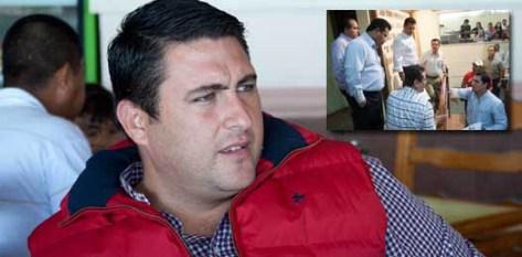"""""""Que el punto de debate sea precisamente la tribuna, sea precisamente el recinto legislativo"""", sostuvo Barroso Agramont."""