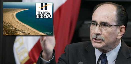Que se investigue la legalidad de los permisos de Hansa y Cabo Cortés pide Senador petista