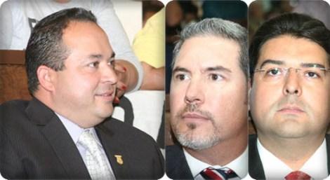 """En este llamado al diálogo Gil Cueva invitó a todos sus compañeros no sólo a las bancadas del tricolor y del sol azteca a  """"darle vuelta a la página"""" actuando con legalidad y a trabajar en los """"asuntos de trascendencia para el estado"""" que ocupan al legislativo."""
