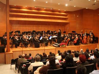 Bach, Beethoven, Chopin, Fauré y Haendel invitados a la Sala de Conciertos La Paz