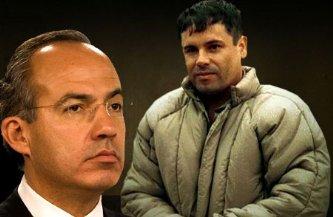 Denuncian a Calderón y al Chapo Guzmán en la Corte Penal Internacional