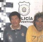Simón Rojas Esquivel, Rodrigo Vázquez López, Antonio Valenzuela Meza y Marco Antonio Tabardillo Cota.