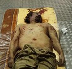 Los últimos días de Gadhafi