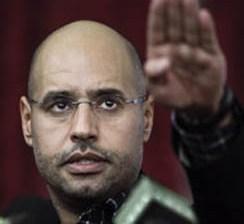 Capturan a Seif al-Islam, el heredero de Gadafi
