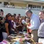 En todos los eventos los mensajes de Marcos Covarrubias y del alcalde Antonio Agúndez, fueron coincidentes de que trabajando juntos, las tres instancias de Gobierno, darán respuesta a todos los planteamientos de los ciudadanos, por ello, ante las peticiones de los ciudadanos, ambos se comprometieron a dar cumplimiento a las obras de beneficio colectivo.