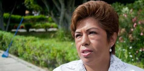 """El presupuesto del distrito I es limitado y es muy grande, indicó la diputada Marisela Ayala, por lo que """"si alguien necesita una lona, pero alguien pide un medicamento ¿a quién le damos preferencia?"""", se pregunta."""