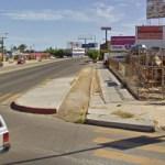 El pasado sábado 3 de diciembre se rehabilitaron 100 metros de la olvidada ciclovía ubicada a lo largo de la avenida Forjadores de Sudcalifornia.