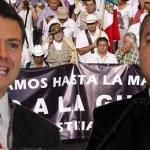 """Y tan endeble, que, """"por accidente"""", el secretario general de gobierno, Francisco Blake Mora perdió la vida luego de que su helicóptero se impactara en Xochimilco, para ser el segundo secretario de Felipe Calderón que muere. Alejandro Poiré ocupó su lugar."""