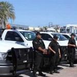 50 equipos de cómputo y 11 vehículos, entre los que se encuentran camionetas tipo Suburban; F-15 Ford; Dodge Chrysler; una motocicleta, serán destinados a las corporaciones municipales.