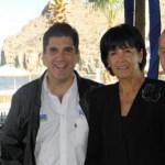 Rubén Reachi Lugo, secretario Estatal de Turismo, se reunió con Mario Hurtado, Presidente de la Asociación de Hoteles de Loreto y con la empresaria turística Sra. Cecilia Cavia, para determinar las primeras acciones a realizar en el 2012, en materia de promoción turística de ese destino.