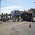 Gustavo Castro, explicó que además de salir a limpiar calles y camellones de la ciudad, los días 24 y 25 de diciembre fueron de constante trabajo, ya que se recaudó un total de 278 toneladas de basura entre la cabecera municipal y la delegación de Cabo San Lucas.