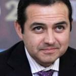 Criticando el error que tuvo Enrique Peña Nieto en la Feria Internacional del Libro de Guadalajara (FIL), Ernesto Cordero no reparó en su error .
