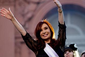 Detectan cáncer a Cristina Fernández