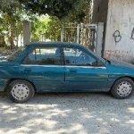 Los polimunicipales localizaron, por las calles Clemente Guillén entre Reforma y 16 de Septiembre, un un Ford Escort de color verde con placas de circulación 750-PML-1 reportado como robado.