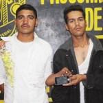 Francisco Manuel Araiza Tesisteco y Gilberto Cárdenas López.