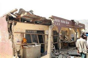 Mueren 40 tras de atentados en iglesias de Nigeria