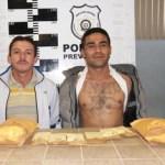 Jesús Miguel Martínez Martínez y Martín Valdemar.