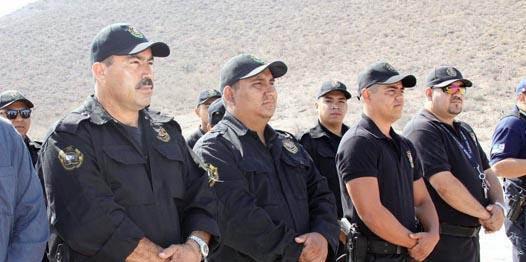 Respalda gobierno certificación de cuerpos policiacos: MCV