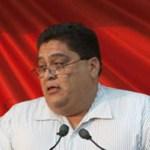"""Santos Rivas García reiteró que no es su intención dejar Movimiento Ciudadano y que confía en que Leonel Cota Montaño, o su propio partido, no optarán por cerrarle caminos, ya que es """"el único diputado que tienen""""."""
