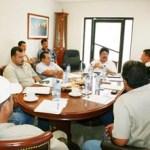 En la reunión de trabajo hubo propuestas y sugerencias sobre el mantenimiento que se le debe dar a la infraestructura física del OOMSAPASLC, así como las estrategias de tandeo en verano para la ciudad de Cabo San Lucas.