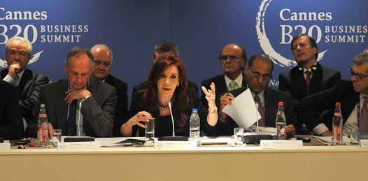 Tendrán los empresarios en Los Cabos su cumbre paralela al G20