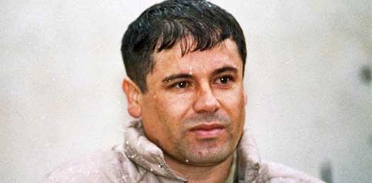El «Chapo» Guzmán estuvo aquí