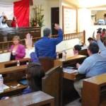 Nombra XIII legislatura a Adrián Ernesto Moyrón Albáñez y Luis Carlos Cota Rojo, para completar el Instituto Estatal Electoral.
