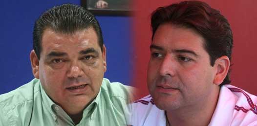"""A Valdivia hay que dejarlo  que """"haga su luchita""""  señala el dirigente del PAN"""